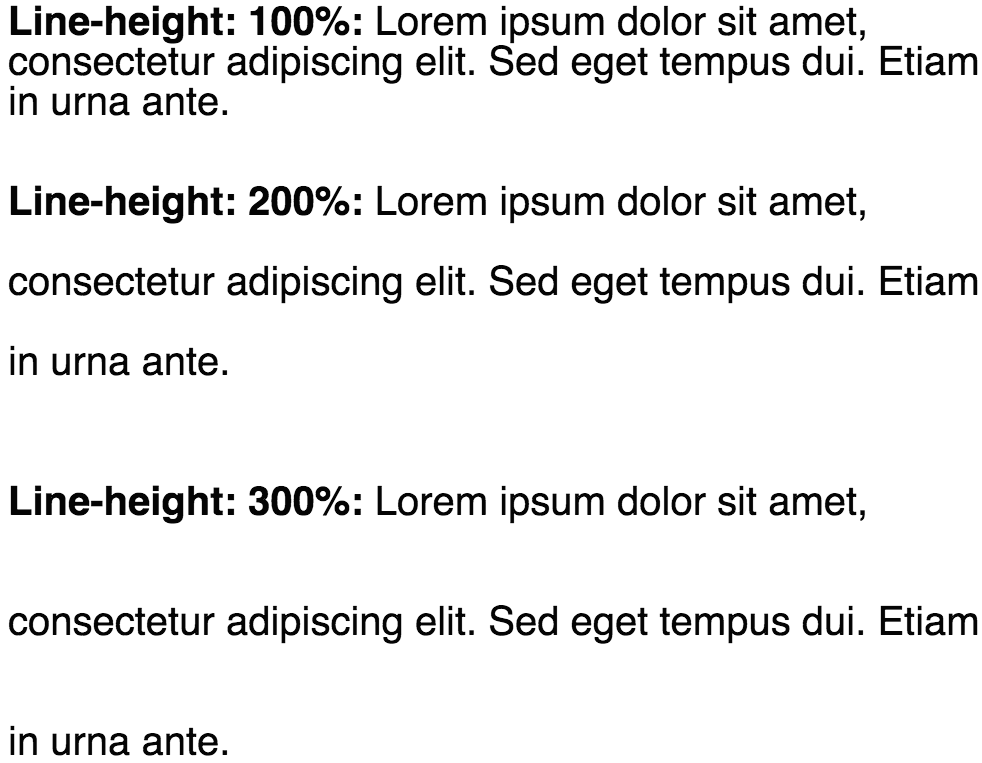 Line-height example (1)