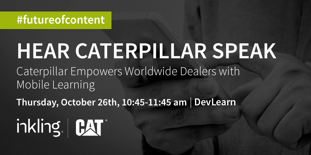 CAT DevLearn