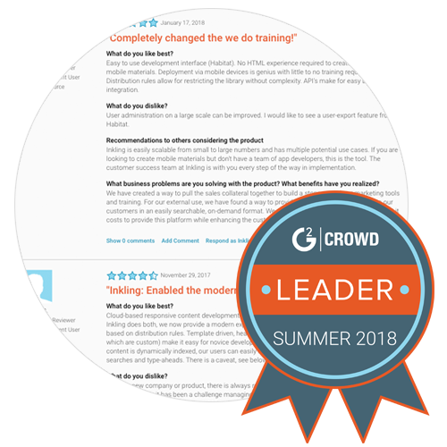 g2Crowd-Review - Inkling