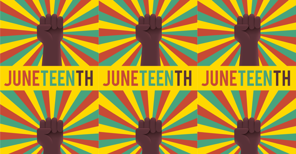 Honoring Juneteenth